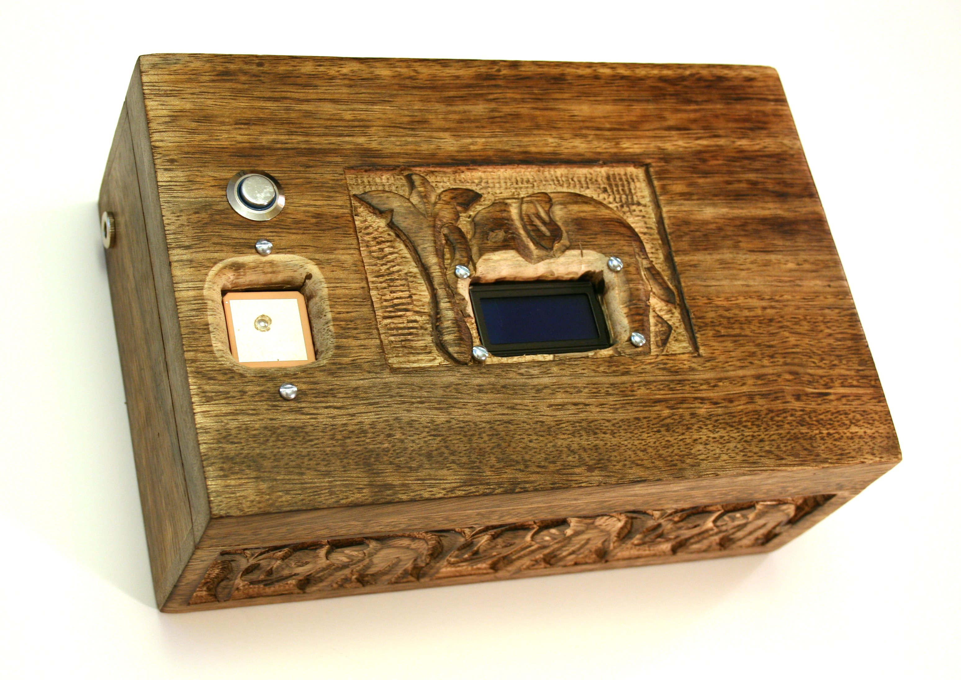 Diy Puzzle Box Kit