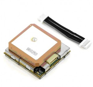 Fig. 8 - The EM-406A GPS module